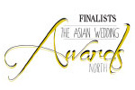 asian wedding awards north logo