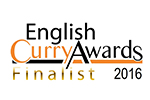 English curry awards logo