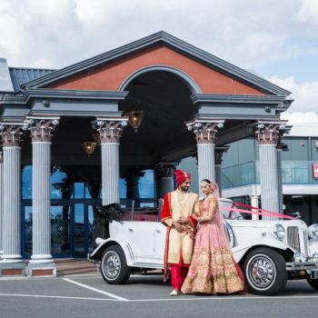Dhwani & Rishi wedding photoshoot