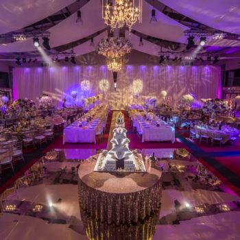 indian wedding venue decor
