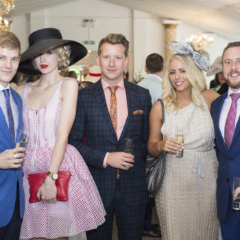 Ladies Day guests