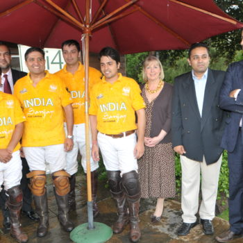 asia cup polo guests